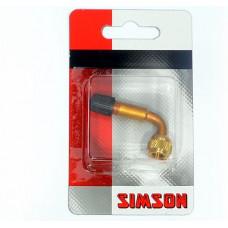 SIMSON 021204 BEL BLOEM ROOD/ROZE 140378