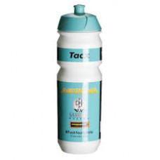 TACX ASTANA PROTEAM BIDON 750 ML LICHT BLAUW - WIT- ZWART T5797.07
