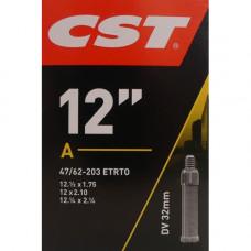 CST BINNENBAND 12X1/2X1.75-2 1/4 (47/62-203) 32MM DV 070102