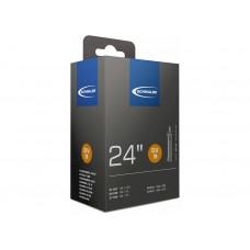 SCHWALBE BINNENBAND DV-09 24X1.75X2 + 24X13/8 32MM