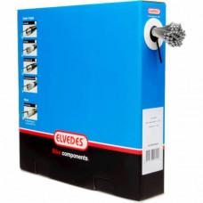 ELVEDES 6446-1 BOX VERSNELLINGSKABEL ZINK 2.250MM Ø4X4 (100 STUKS)