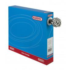 ELEVEDES 6427RVS-49 BOX REMKABEL EXTRA FLEXIBEL 2.250MM (100 STUKS)