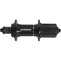 SHIMANO FH-RM30 CASSETTE NAAF 7-SPEED UITVAL 36 GAATS ZWART 145 MM