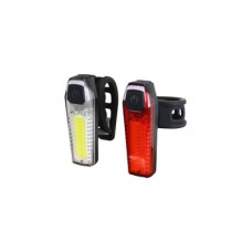 QT CYCLE TECH VERLICHTINGSET USB 80/35 LUMEN BLISTER 0100874