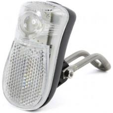 IKZILIGHT KOPLAMP BATTERIJ AAN/UIT LUXE 1 LED OP KAART