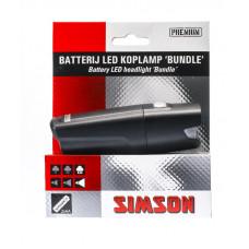 SIMSON 021354 SNELBINDER ZWART/BRUIN EXTRA STRONG 140752