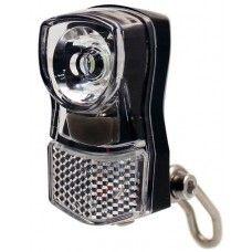QT CYCLE TECH KOPLAMP 1 LED OP KAART 0100865