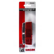 SIMSON 022014 NAAFDYNAMO BAGAGEDRAGER ACHTERLICHT AIRY