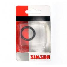 SIMSON 020604 POMPZUIGER TBV VAN POMP 020601 OP KAART
