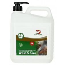 DREUMEX HANDREINIGER WASH & CARE 3L CAN MET POMP
