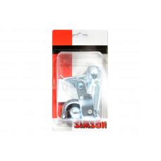 SIMSON 021817 KOPPELING FIETSKAR OP KAART