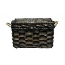 NEW LOOXS 445.711 BASKETS MELBOURNE MAND LARGE RIET BROWN 45L