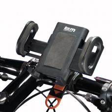 B&M SMARTPHONE HOUDER UNIVERSELE MONTAGE VAN 45T/M110MM