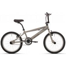 """BMX FREESTYLE 20"""" INCH QUARTZ GREY ZWARTE BANDEN 2000029"""
