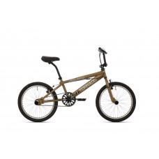 BMX FREESTYLE 20 INCH TORNADO MAT BRONS / ZWART 2000030