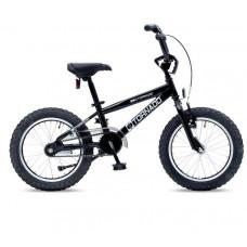 """BMX 16"""" CROSS TORNADO ZWART 2000157"""
