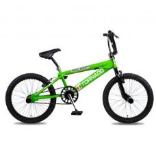 "BMX FREESTYLE 20"" TORNADO LUX GLANS GROEN 2000013"