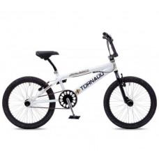 """BMX FREESTYLE 20""""TORNADO GLANS WIT 2000010"""
