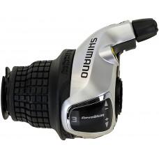 SHIMANO REVOSHIFT 3V DERAILLEUR SLRS43L 2050 MM ZWART / GRIJS
