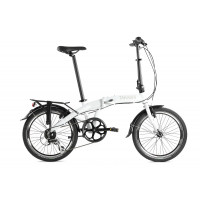 TAKASHI VOUWFIETS D-SEVEN 20 INCH 7 SPEED MAT WIT