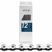 PYC FIETSKETTING 12 SPEED 1/2X11/128 126 LINKS 5.1MM OP KAART